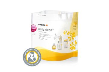 Medela Quick Clean microwave bags single